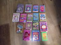 16 books by Jacqueline Wilson