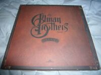 ALLMAN BROTHERS BAND - DREAMS VINYL BOX SET. RARE. MINT/UNPLAYED.