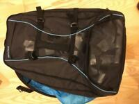 Wheeled backpack 60L