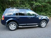 Land Rover (58) Stunning Freelander 2 Td-4 2.2 Se First Class Example Please read Full Add