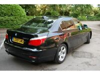 Very good condition BMW Series 5, previous 1 owner (me 2nd)