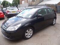 Citroen C4 VTR,1360 cc Coupe,1 previous owner,full MOT,very clean tidy car,runs and drives as new,
