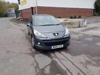 Peugeot 207 Verve 1.4lt Petrol