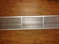 Industrial vent grill