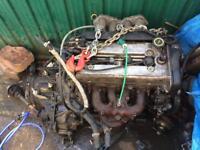 Ford 1.7 puma/fiesta engine conversion complete