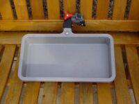 Octopus fishing seat box accessory - Deep Bait bowl