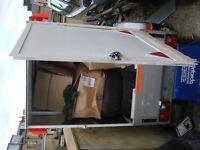 for sale trailer model alko full box aluminum 750 kg ready to go