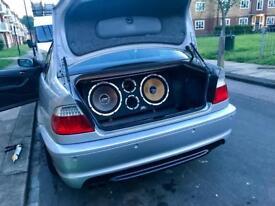 Twin 12 inch vibe bass box