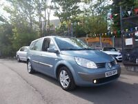 Renault Grand Scenic 1.6 VVT Dynamique 5dr (Euro 4) **GREAT FAMILY CAR**
