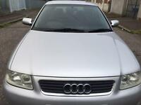 ((( LOW MILEAGE- 81,000MILES ))) AUDI A3 1.6 (((IMMACULATE CONDITION )))*MOT-1 FULL YEAR**