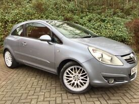 VAUXHALL CORSA 1.3 CDTi DESIGN##SERVICE HISTORY#2 FORMER KEEPERS.....not fiesta...clio