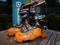 Used Ski Touring Boots: Scarpa Maestral – Wimbledon
