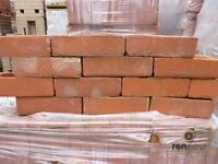 Hanson Atherstone Red Multi Brick 65mm | 420 Pack | Cheap Price | Smooth Sanded