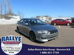 2014 Mitsubishi Lancer SE! Alloy! Sunroof! Heated! ONLY 58K!