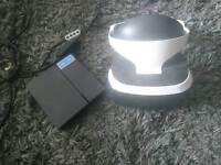 Playstation VR complete set