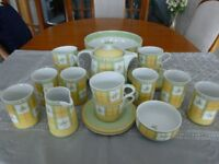 Tea Set 22 pce. M&S