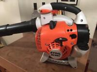 Stihl leaf blower 3 months old approx