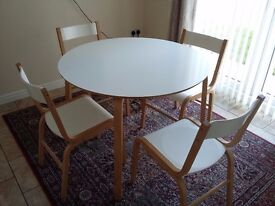 Dining Table & Chairs For £40 ONLY