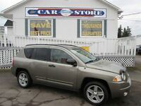 2008 Jeep Compass SPORT/NORTH EDITION!! SUNROOF!! AUTOMATIC!! AL