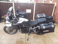 Triumph Tiger 800CC, Reg T800 BYK, 2011, Fully Dressed, Loads Of Extras, Excellent Condition,