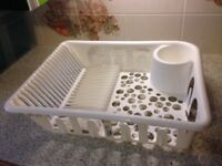 Ikea Dish Rack/Dryer - almost new £2.50 only.