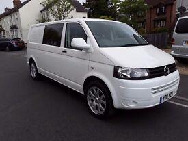 Vw transporter lwb day/work van. No vat
