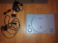 SONY PLAYSTATION 1 PS1 SCPH-5552