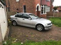 2001 BMW 316ise