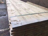 🌟 Brand New German White Wood Scaffold Boards