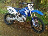 Yamaha YZ 250 2007 not kx rm cr ktm 125