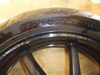 """Honda NC35 rear wheel 17""""."""