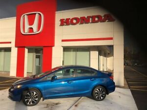 2013 Honda Civic EX, ONLY $107 BIWEEKLY WITH 0 DOWN, O.A.C.