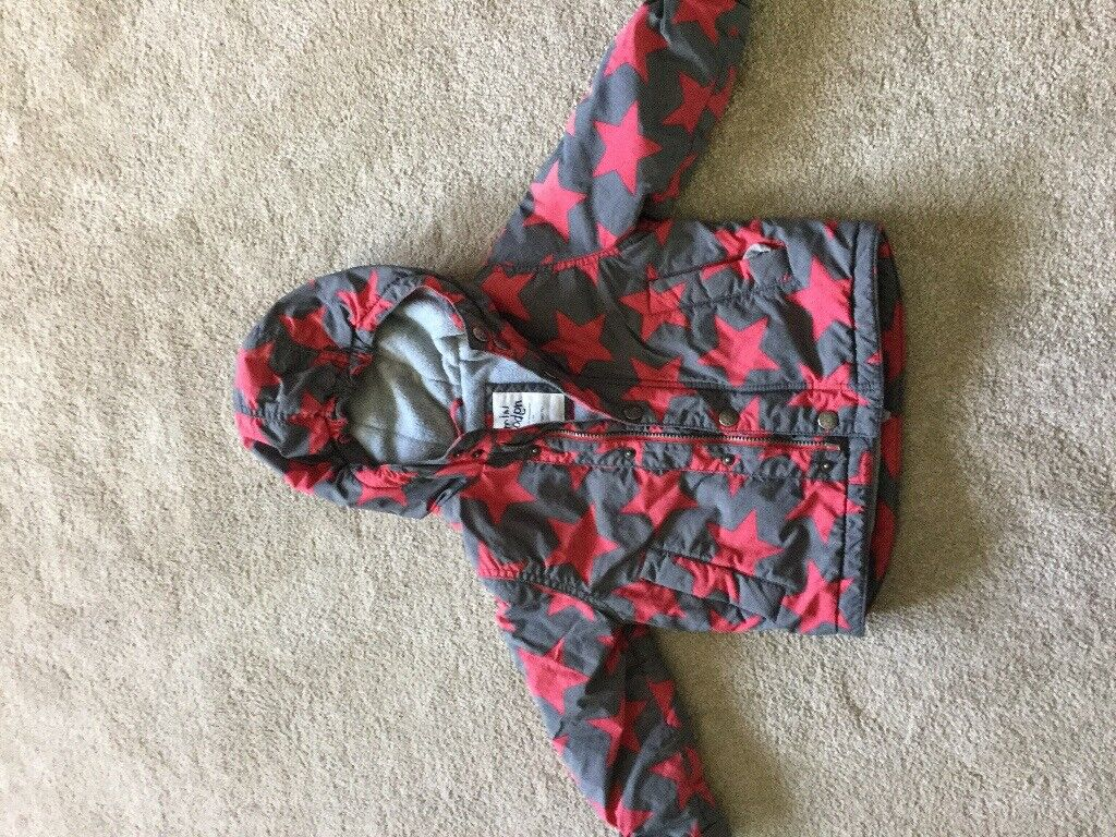 Boys Bowden coat size 2-3 years