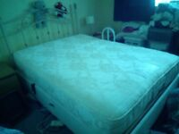 Oaktree Mobility Double Bed