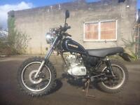Suzuki gn tracker 125cc