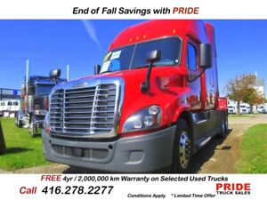 2015 Freightliner CASCADIA EVOLUTION CALL TODAY