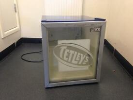 Tetleys beer fridge