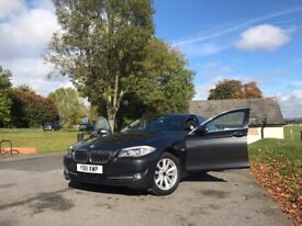 BMW 5 Series 2.0 520d SE 4dr Full servive history Very good condition