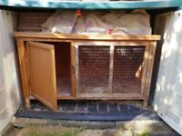Rabbit Hutch.