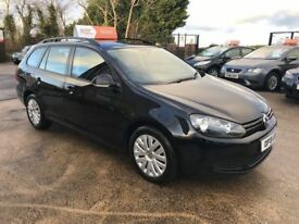 Late 2013 Volkswagen Golf 1.6 TDI Estate **Full History** *FINANCE AND WARRANTY** (leon,astra)