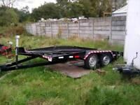 Car recovery tilt trailer for sale