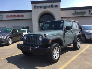 2014 Jeep Wrangler PERFECT, SOFT TOP!