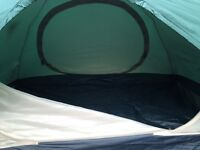 Vaude Campo Tent for 2 people.