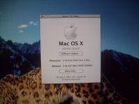 Apple iMac 20 inch 2.16 Ghz Intel Core 2 Duo