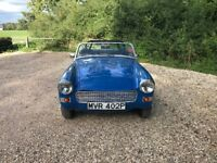 Mg Midget. Need Gone. Price drop