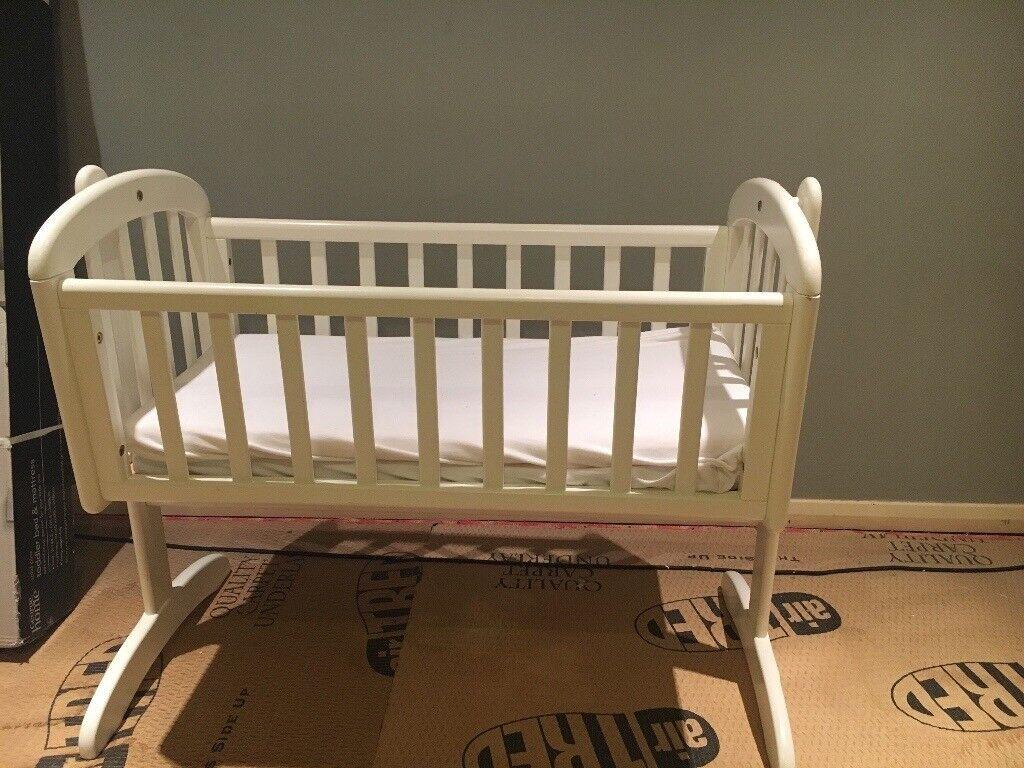 Jonh lewis swinging crib