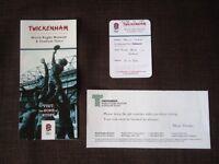 World Rugby Museum & Stadium Tours, Twickenham Stadium - Family Ticket - £30