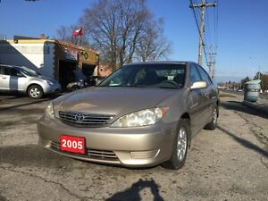 2005 Toyota Camry LE 6 CYL 3.0 LTR