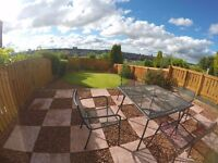 Lovely Furnished 4 bedroom house to let with Tyne river view