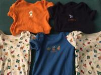 Baby boy body suits